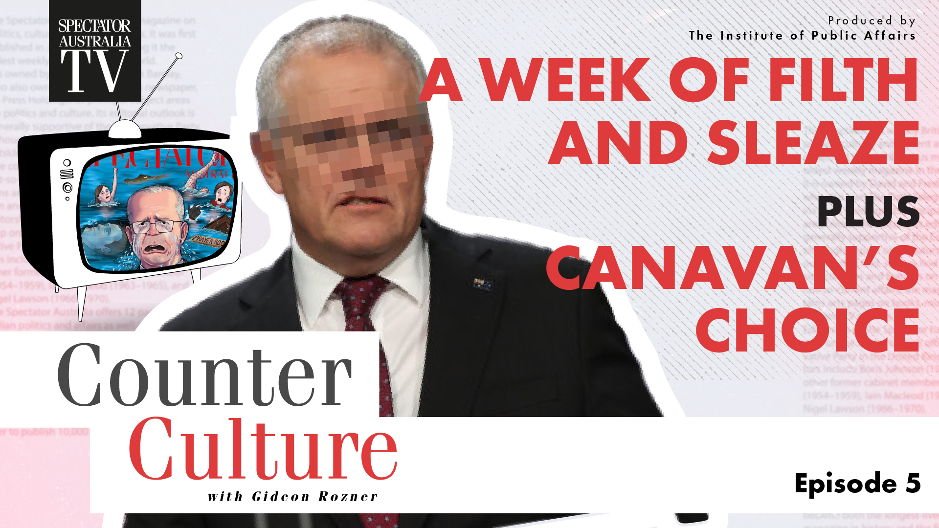 ANOTHER WEEK OF SLEAZY SCANDALS IN AUSTRALIAN POLITICS | CounterCulture Episode 5