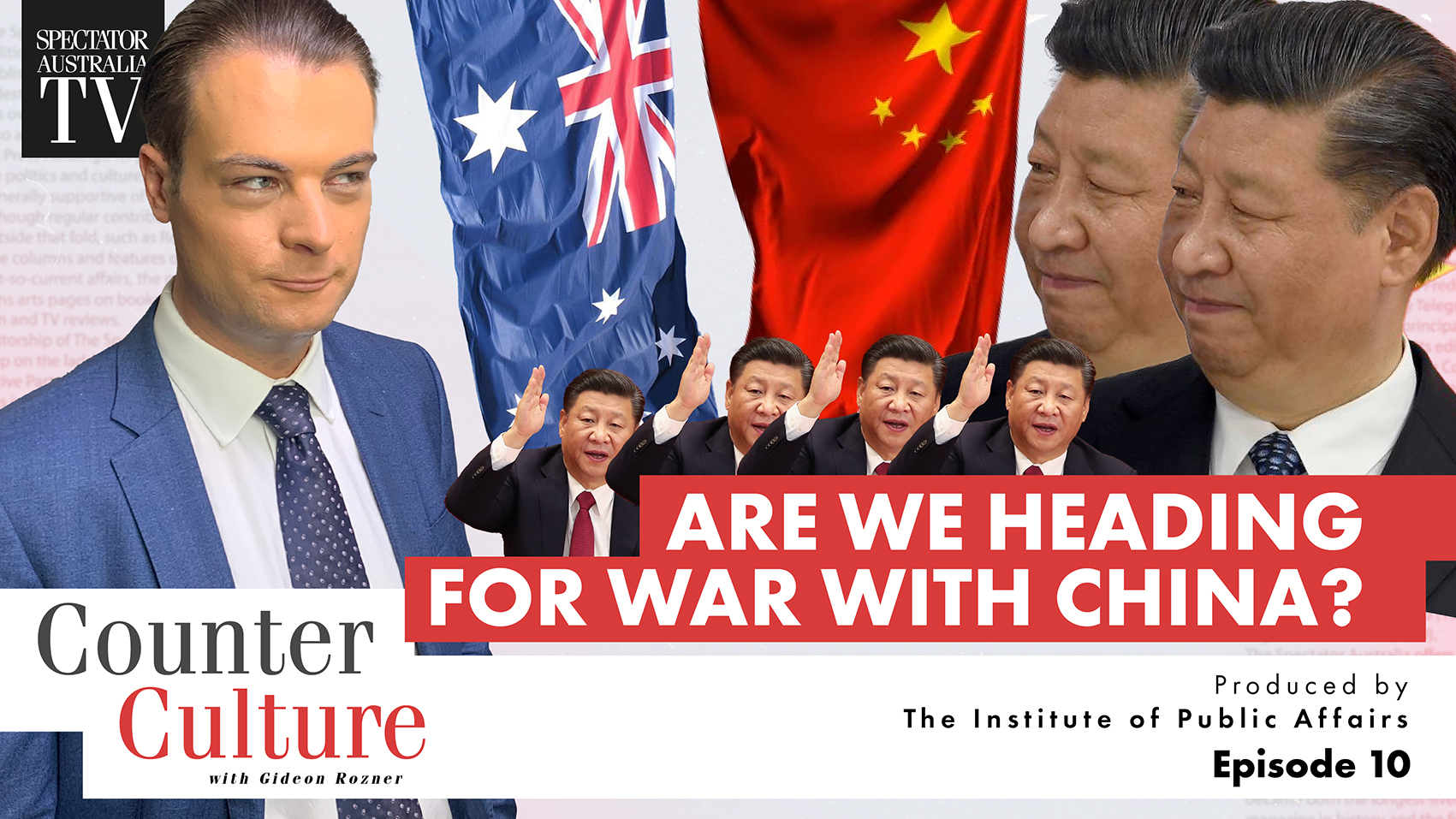 ARE WE HEADING FOR WAR WITH CHINA? | CounterCulture Episode 10