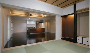 MSreプロジェクト_LDK+和室