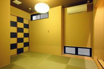 TKプロジェクト_ 和室