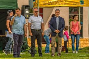Piknik rodzinny z okazji powstania Straży Granicznej