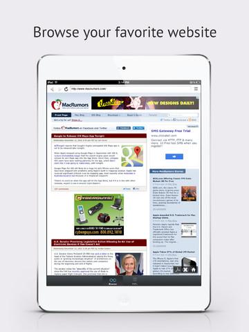 Convierte páginas web a documentos PDF con la aplicación InstaWeb