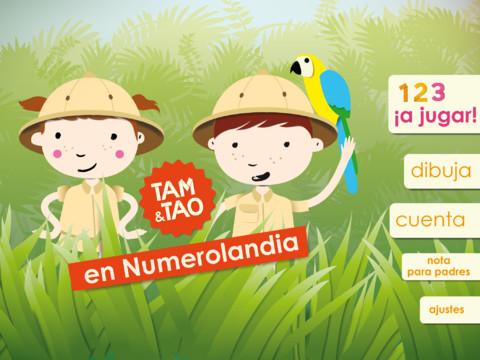 Numberland HD, la aplicación para que los niños conozcan los números