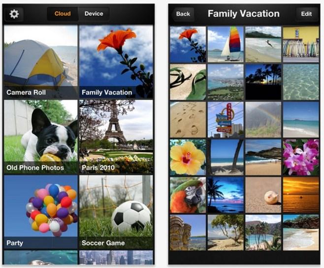 Amazon Cloud Drive Photos, 5 GB para guardar tus fotos