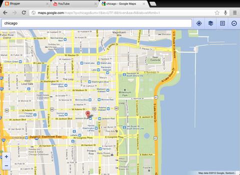 El navegador web de Google para iOS se actualiza