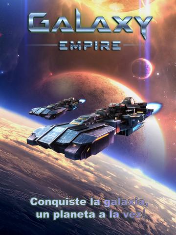 Galaxy Empire, juego gratuito para iPhone y iPad