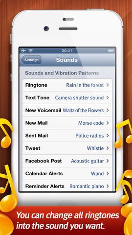 Ringtones Plus, crea tus propios tonos para el iPhone