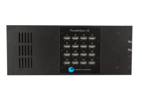 DS-ThunderSync16 Universal Thunderbolt 16-port USB Hub