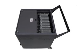 DS-GR-CBLN-M24-C - Chromebook Cart Charges 24 Lenovo Chromebooks