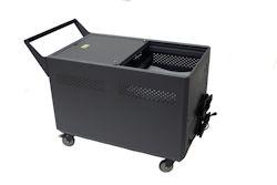 DS-MINI-CHROME-32 - Chromebook Cart Charges 32 Chromebooks