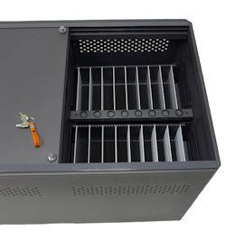DS-GR-CBLN-L32-C - Chromebook Cart for Charging Lenovo Chromebooks