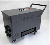 DS-NSC-MINI-32-LN Chromebook Cart for 32 Wide Chromebooks
