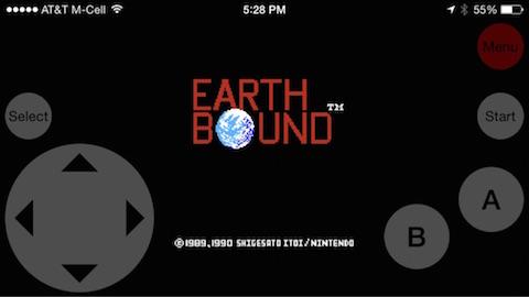 Un nuevo emulador para Nintendo prueba suerte en la App Store