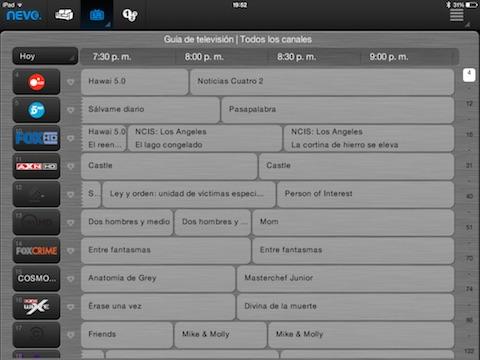 Guía TV