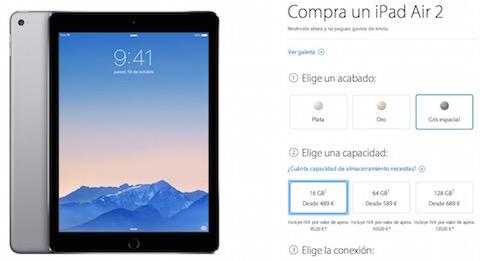 Demandan a Apple en EE.UU. por el excesivo espacio necesario para instalar iOS 8