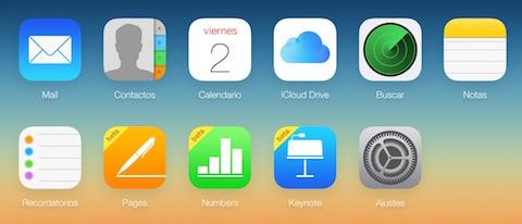 iCloud-apple