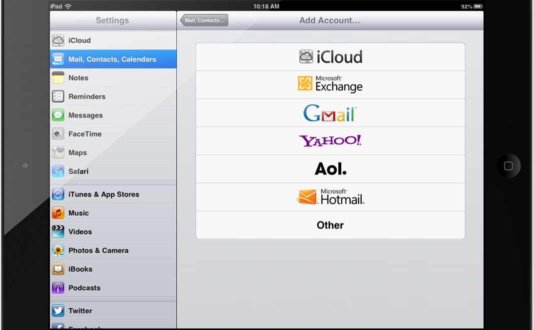 Set-up-Email-on-iPad