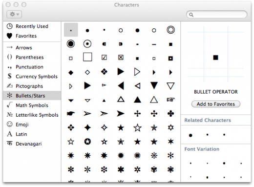 Mac Keyboard Symbols For Apple Computers