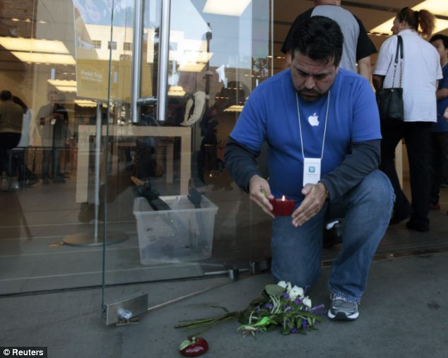 Apple Employee Death