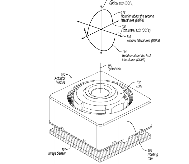 Apple Camera Patent Published Prepares For Improved Autofocus And