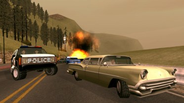 GTA: San Andreas is Back - This Time on iPad