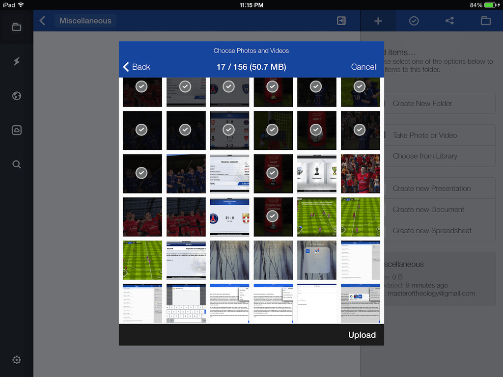 Box lets you share screenshots and photos