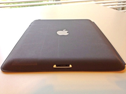iPad Smart Case back 2