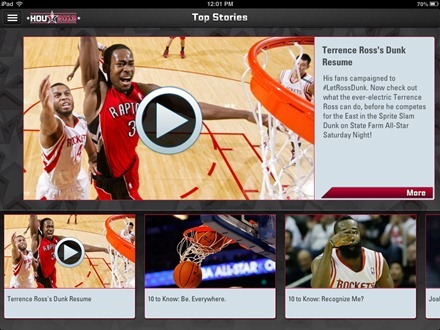 of the week nba all star 2013