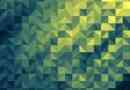 幾何学模様のiPhoneとiPad用壁紙(5枚)
