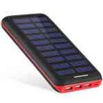 【Amazonタイムセールの高評価ピックアップ製品 (9/15)①】「ソーラーチャージャー AKEEM 22000mAh モバイルバッテリー 超大容量 」など全20品