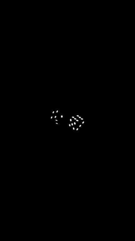 ブラック系のiphone用壁紙 10枚 噂のappleフリークス