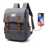【Amazon タイムセールの高評価&人気商品  (4/8)①】「Lcsriya バックパック USBポート リュックサック 大容量 耐衝撃 PCバッグ」など全8品