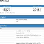 Geekbenchによるベンチマーク、新しい8コアMacBook Proは大幅にパフォーマンスが向上!