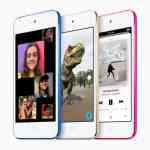 Apple、A10 Fusionチップと最大256GBのストレージを搭載した新iPod touchを発売!