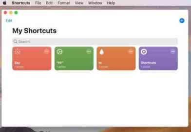 macOS Catalina、新搭載の「Siriショートカット」の作成方法(動画)