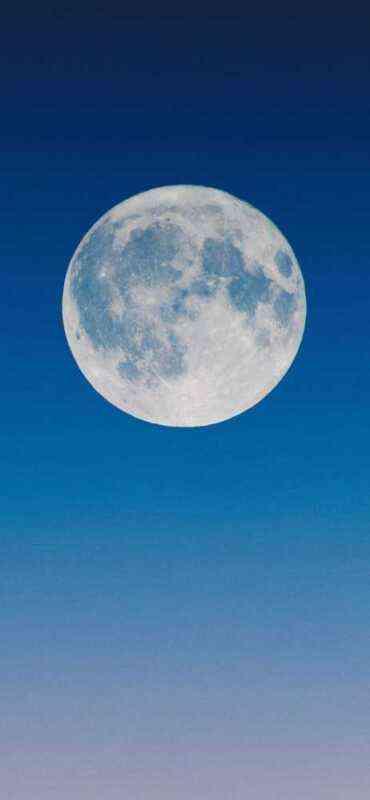 美しい月の壁紙 Iphone用5枚 噂のappleフリークス