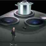 iPhone 11 Proは、高級な電磁調理器!?