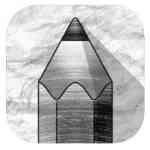 本日(2020年1月22日)の無料化アプリ、写真を鉛筆画に変換する「Sketch Pictures」250円→0円