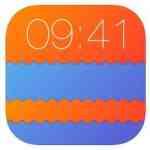 本日(2020年1月27日)の無料化アプリ、ロックスクリーンをカスタマイズする「ロック画面 」250円→0円