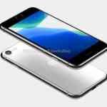 iPhone SE 2もしくはiPhone 9のレンダリング画像