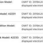 iPadOS 13の中国オンラインマミュアルに4種類の新iPad Proが掲載