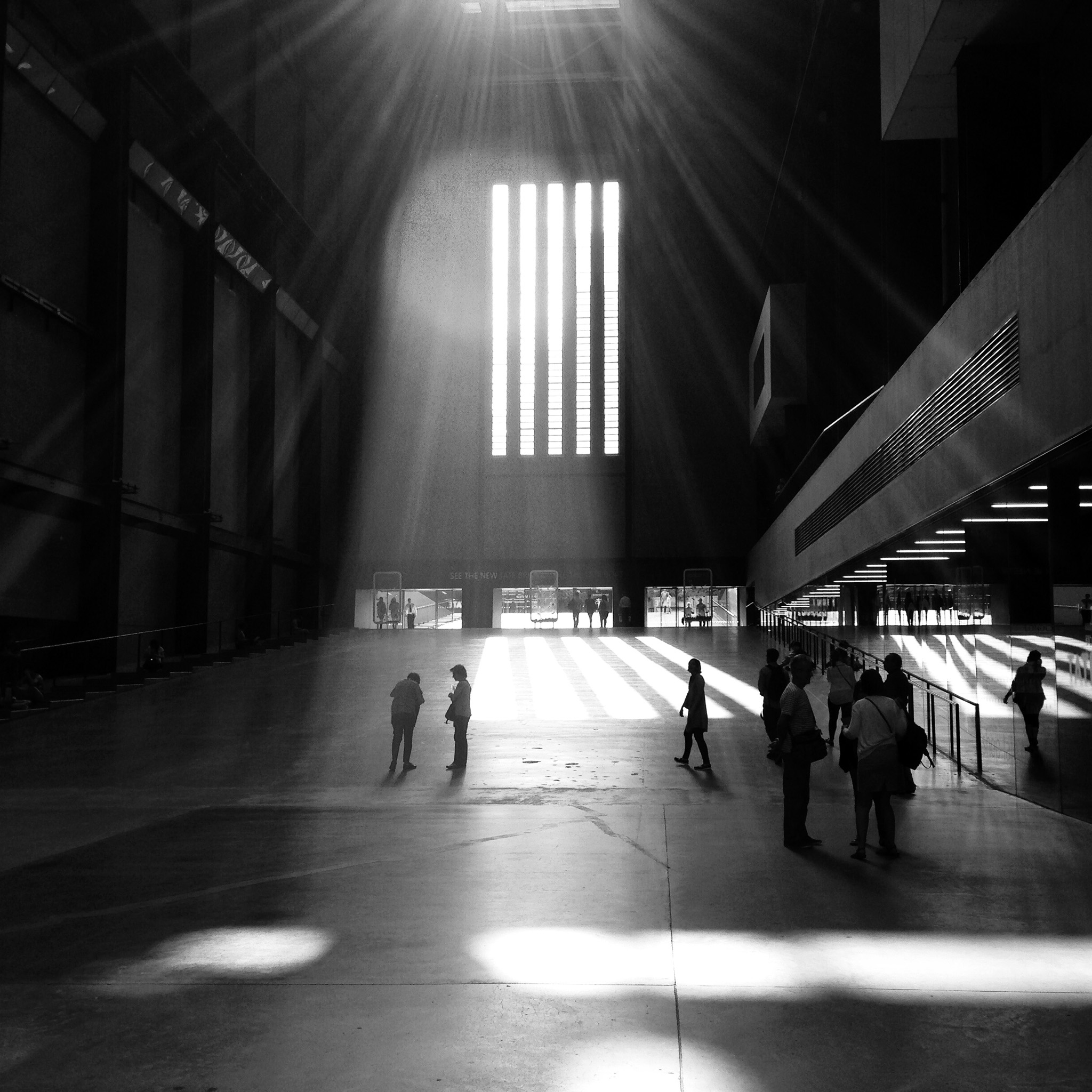 Resultado de imagen de TATE GALLERY LONDON black and white