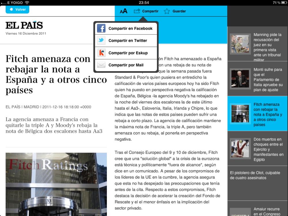 EL PAIS 1.0.9 (4/6)
