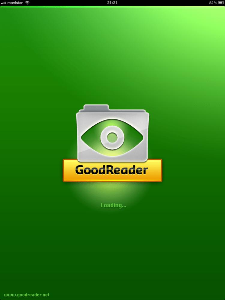 Goodreader for iPad 3.12.0 (2/6)
