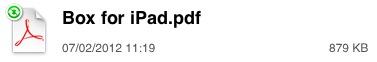Goodreader for iPad 3.12.0 (ANALISIS A FONDO) Parte y II (2/6)