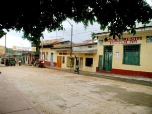 A Street in Iquito Peru