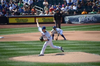 The Pitch At Citifield - Queens, NY 2012