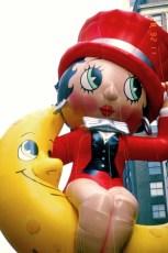 1987-Macy's Parade-Betty Boop