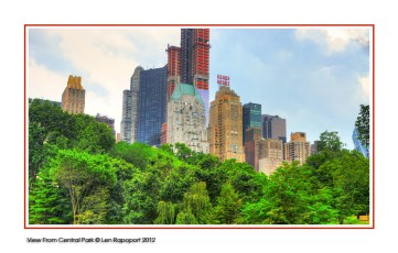 Central Park View - 3