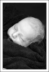 My Grandson Reid - Newborn 2011